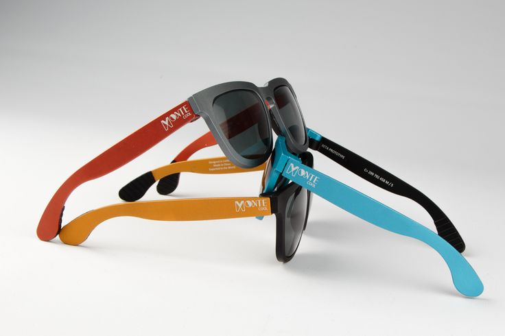 Monte Cool Sunglasses - Paul Simcock Product Photography