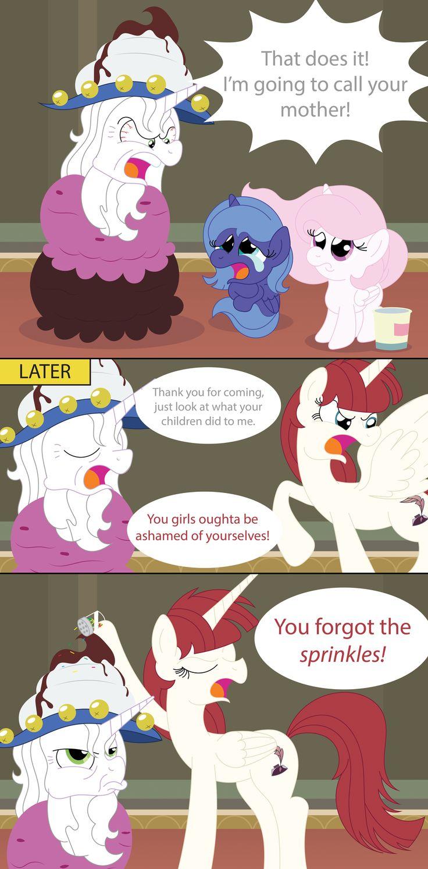 Teacher Sundae by T-3000.deviantart.com on @deviantART (Alysia's comment: This is amazing. LOL)