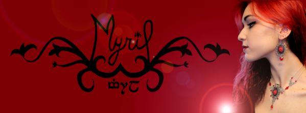 Il mio piccolo mondo...: Myril Jewels.... stile Gotico, Vittoriano e Steamp...