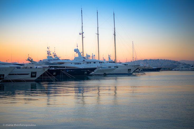 Vernicos: Greece's Marine Tourism an Asset, Needs Clear Strategy