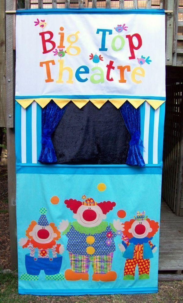 Image of Big Top Theatre