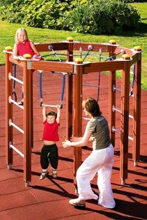 Genial Backyard Climbing Structure   Google Search
