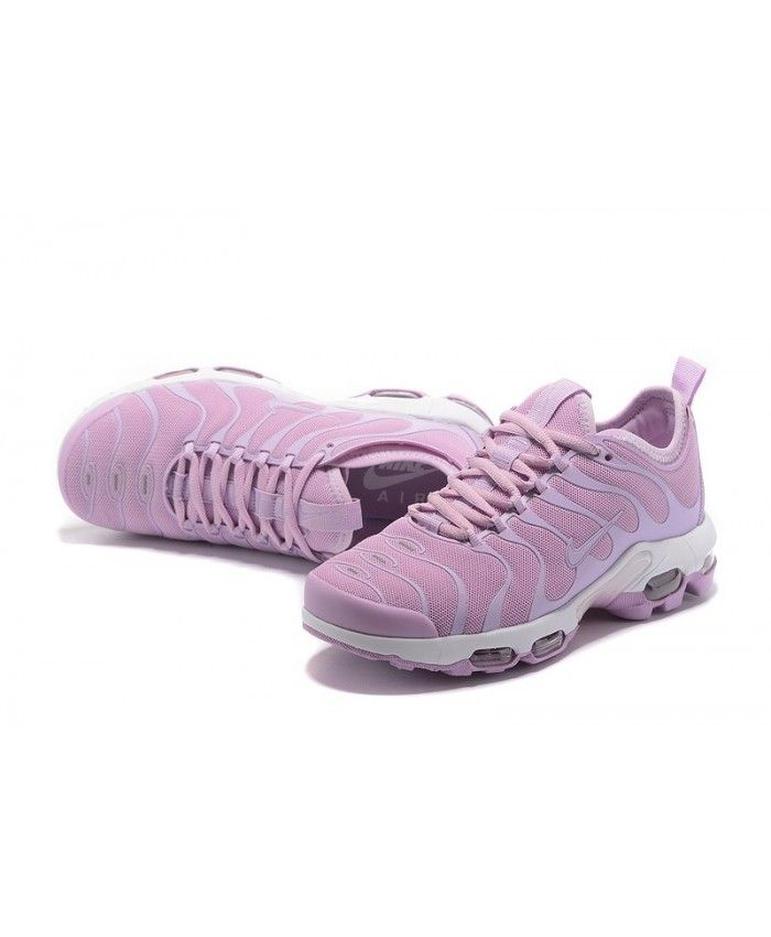 the best attitude 3f0da caae4 Womens Nike Air Max Plus Tn Ultra Purple White Shoe