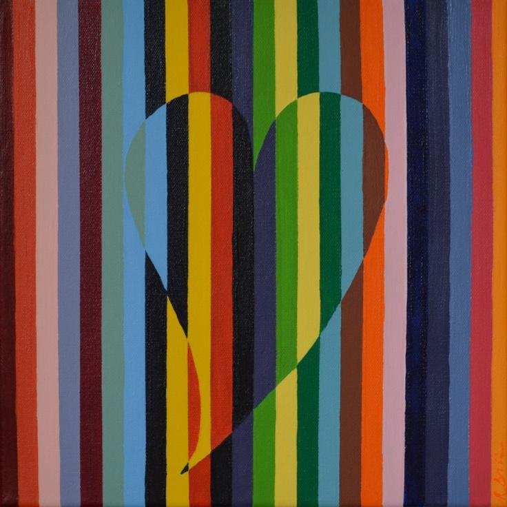 """Love"" Mimi mural by Rachal Brainin"