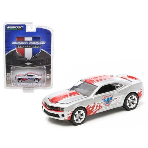 2010 Chevrolet Camaro 93rd Indy 500 Pace Car May 24, 2009 1/64 Diecast Model Car by Greenlight
