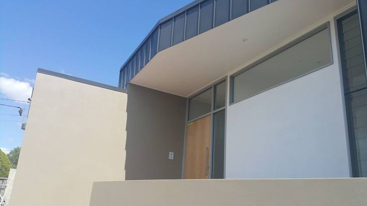 Architecturally designed build by us.
