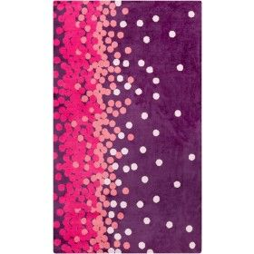 Pink Kids Rugs, Pink Rugs for Girls - Rosenberry Rooms