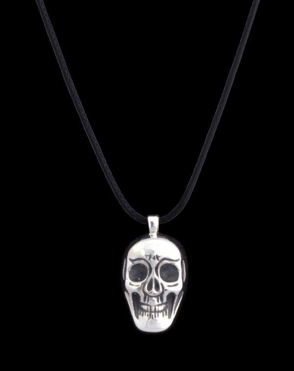 #silver #skull #finejewellery #jewellery #pendant