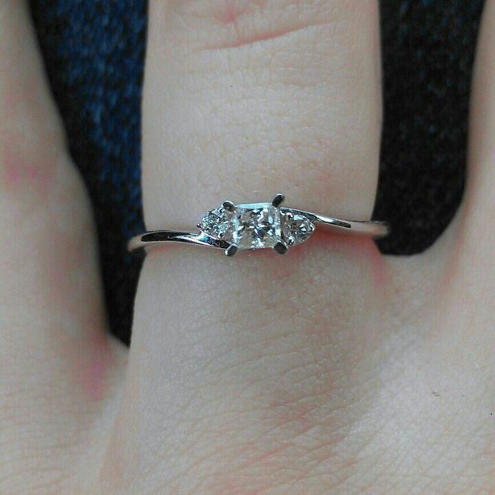 I Like Small Rings Like This Very Pretty And Simple