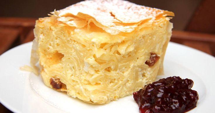 Mennyei Vargabéles recept! A hungarikumok legnagyobbika! A vargabéles elkészítése egyszerű, és eperöntettel gazdagítva egyszerűen frenetikus! Kihagyhatatlan desszert!
