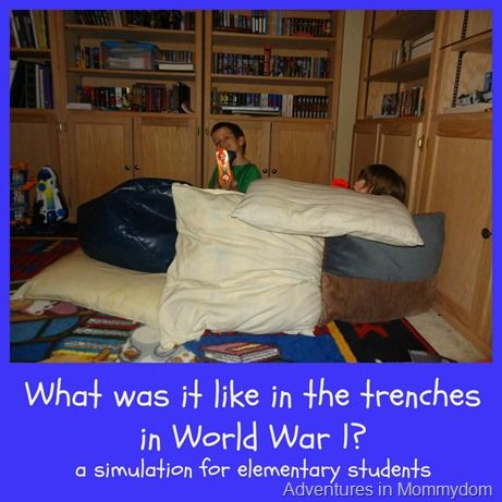 World War 1 trench warfare activitySchools History, Ww1 Teaching Ideas Trench, Homeschool History, Elementary Student, Teaching Wwi, Warfare Activities, Trench Warfare, Social Study, Activities Hands