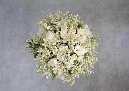 Bouquet Mughetti e Fresie