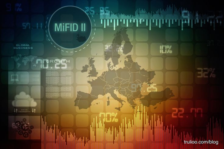MiFID II: What Is It And How Will It Affect Your Business? #MiFDII
