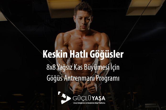 Keskin hatları olan büyük göğüslere sahip olmak için 8x8 hacim antrenmanını deneyebilirsiniz.  #vücutgeliştirme #bodybuilding #egzersiz #antrenman #8x8 #spor #göğüs #kas #fitlife #fityaşam #muscle #vücut #kiloverme #zayıflama #türkiye #güçlüyaşa
