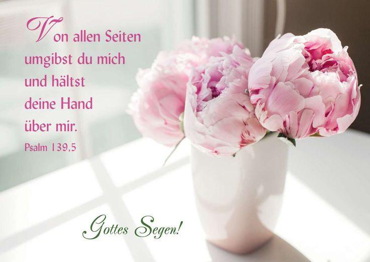 """Postkarte """"Gottes Segen!"""""""