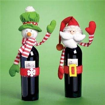 botelleros-navideños.jpg (350×350)