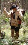 Woodsrunner blog - full of great ideas for living history and primitive living skills