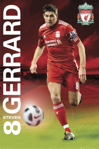Liverpool - Gerrard