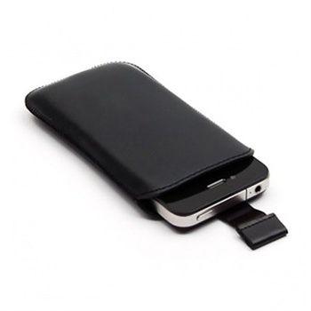 Fodral till iPhone 4 och 4S. Enkel, elegant och praktisk väska.