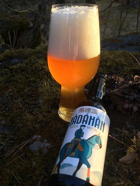 Madáhàn Tropical Milk IPA