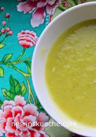 Pırasanın çorbası bu kadar güzel olsun! Mutlaka deneyin. Ben kendi adıma sezon sebzelerini değerlendirmeye özen gösteriyorum. Örneğin bu...