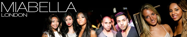 Miabella Night Club in Soho London | Nightlife in London | Miabella Clubbing in London | Saturday Nights London Parties