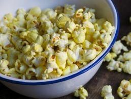Indian Spiced Popcorn Recipe — Dishmaps