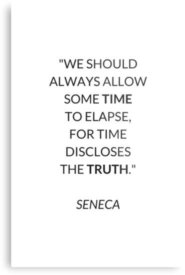 ' SENECA Stoic Philosophy Quote' Metal Print by IdeasForArtists