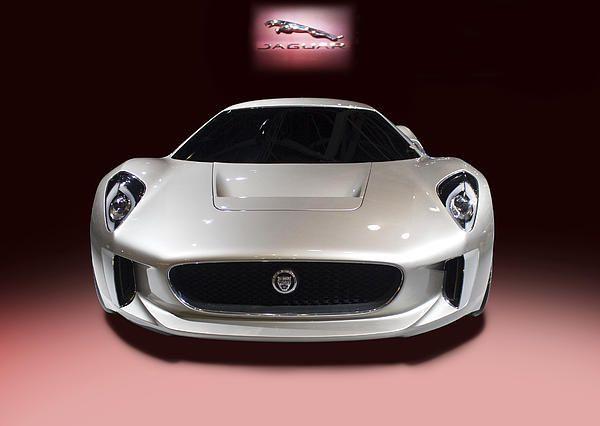 Jaguar White