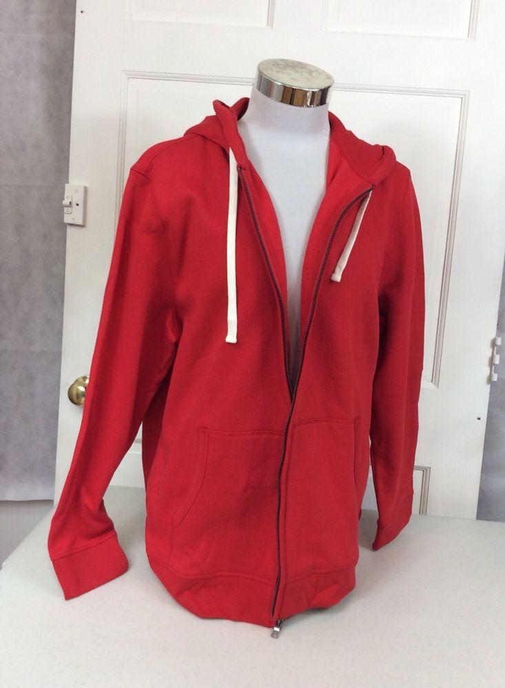 Club Room Mens Full-Zip Hoodie Sweatshirt