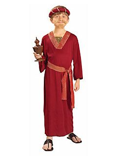 31 best nativity costumes images on pinterest christmas costumes kids wiseman costume in burgundy solutioingenieria Choice Image