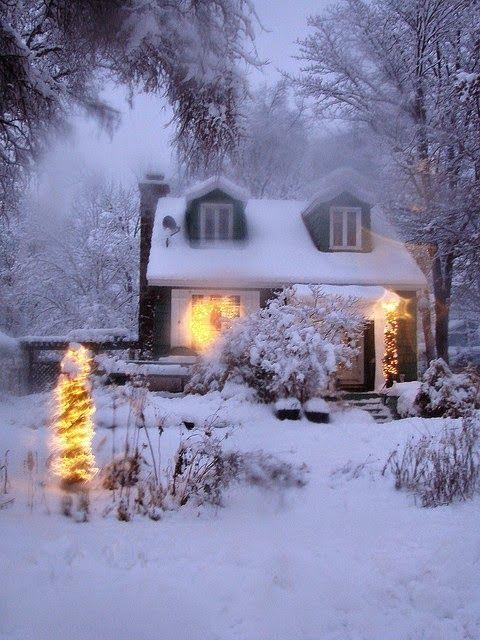 Charming White Christmas