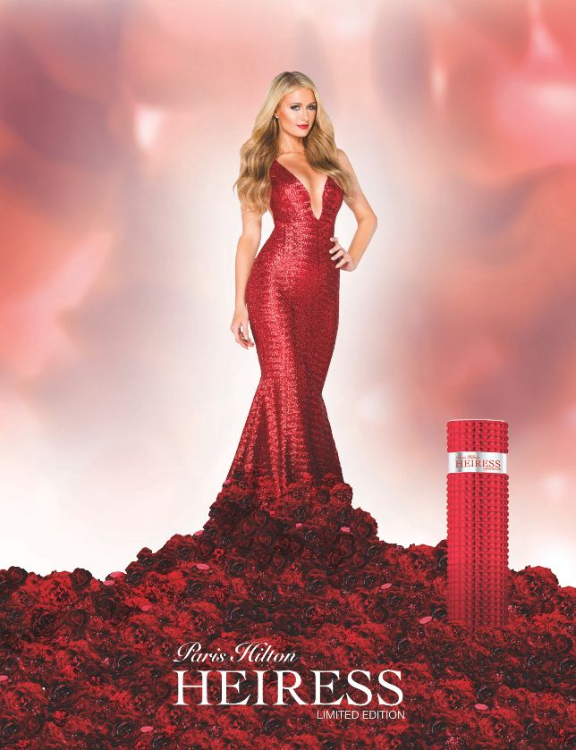 Paris Hilton Heiress Limited Edition ~ New Fragrances