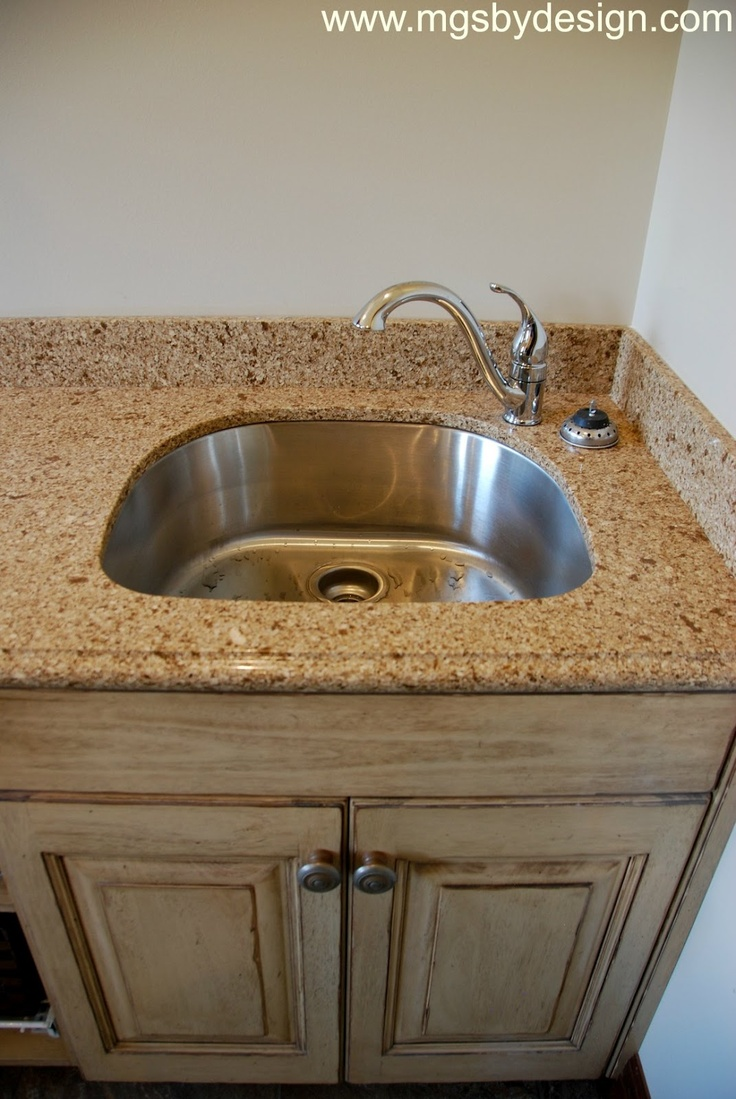 Laundry sink chocolate truffle caesarstone quartz for Laundry room sink and countertop