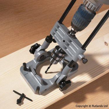 Buy Dakota Precision Drill Guide online at Rutlands.co.uk