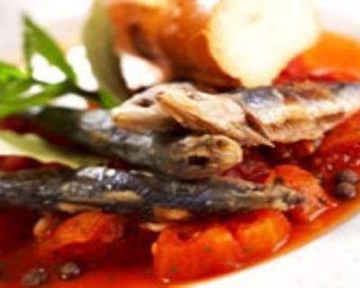 Sardines grillées à la grecque