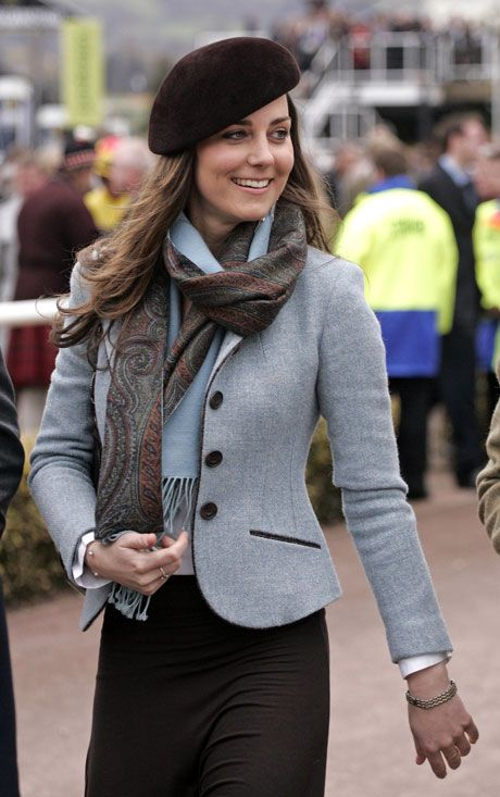 Kate Middleton-beret