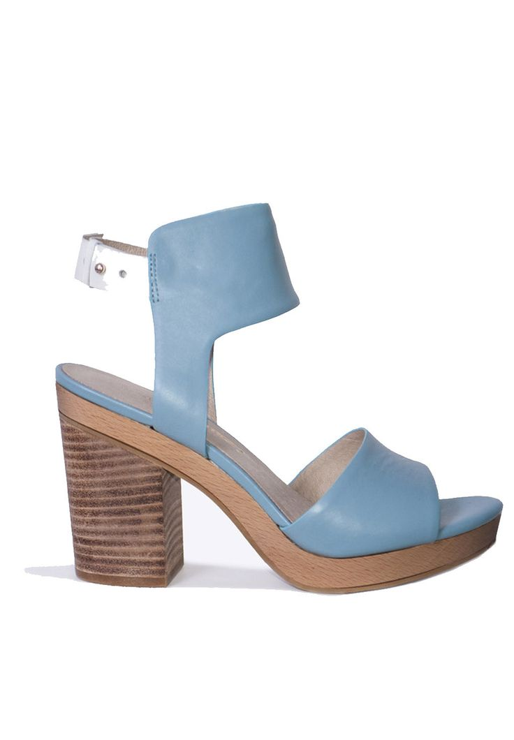 The Finery - Dept. Of Finery - Sarita Day Heels Sky