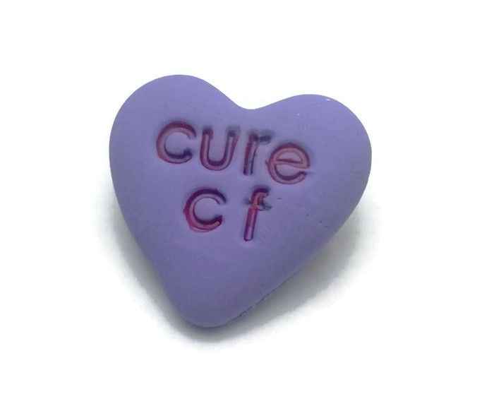 Cure CF!  May is Cystic Fibrosis Awareness Month! :) (Want to help? Start a CF pinterest board! Pin something CF related every day this month! Join me! -A.L.)