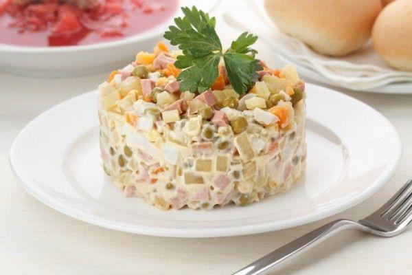 Какие салаты и блюда приготовить на Новый год: рецепты с фото