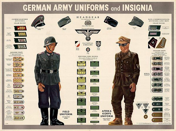 27++ German uniforms ideas