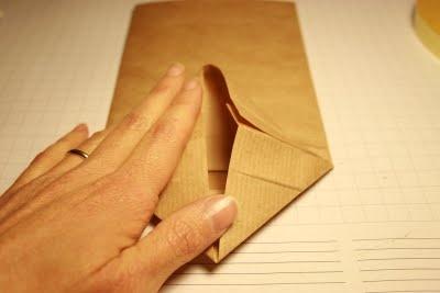 come fare sacchetti di carta