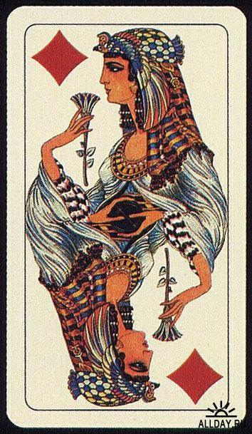 Игральные Карты - Playing card by Umberto Brunelleschi