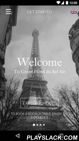 Lovely Grand Hotel Du Bel Air Android App playslack You ull feel right at home the minute you step into the Grand Hotel du Bel Air Paris warm and friendly