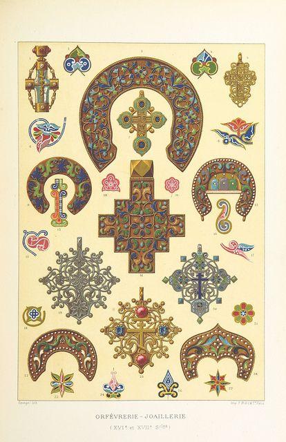 Image taken from page 247 of 'La Sainte Russie. la cour, l'armée ... et le peuple. Ouvrage contenant ... chromolithographies et ... gravure...