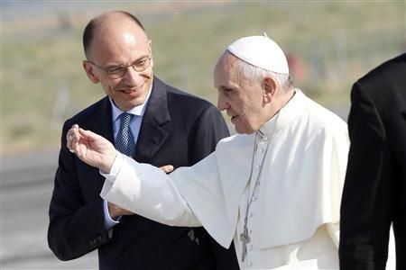Breaking News about Enrico Letta: