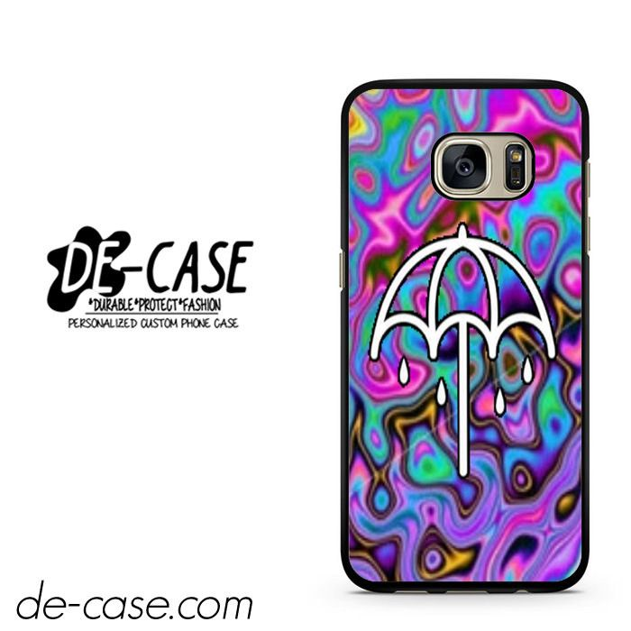 Bring Me To The horizon Umbrella BMTH That Is The Spirit DEAL-2119 Samsung Phonecase Cover For Samsung Galaxy S7 / S7 Edge