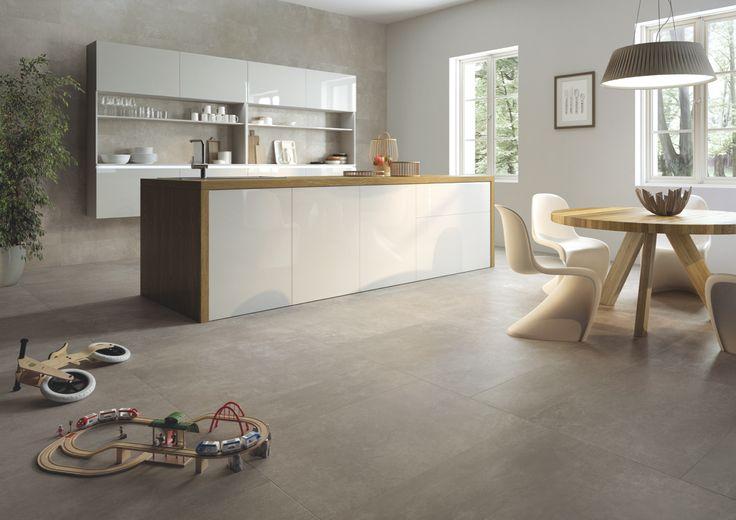 Piera d'Or #edilcuoghi #pietra #kitchen #pietrador #light #sun #food #floor