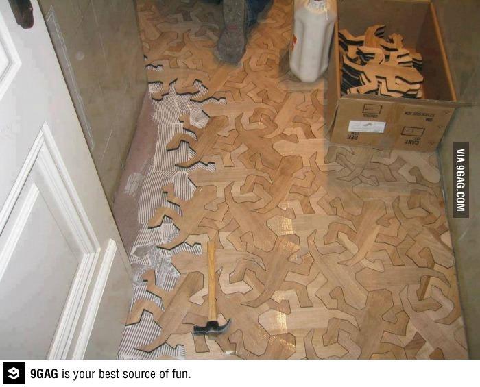 Cool floor.