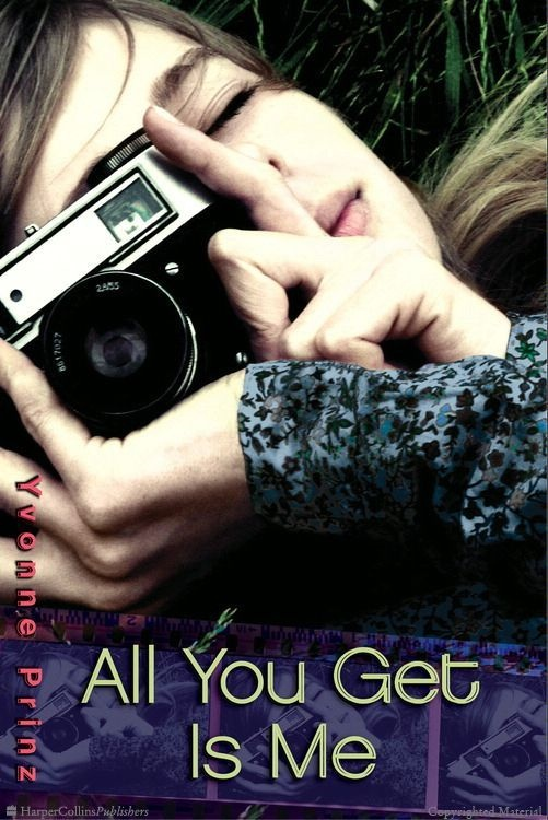 All You Get Is Me by Yvonne Prinz: Book Problems 3, Book Worth, Epic Book, Book Problem3